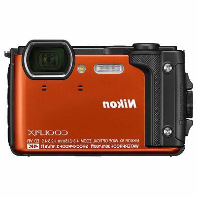 Nikon 4k Ultra Waterproof Digital