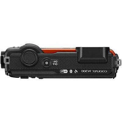 Nikon COOLPIX W300 4k Waterproof Digital Camera