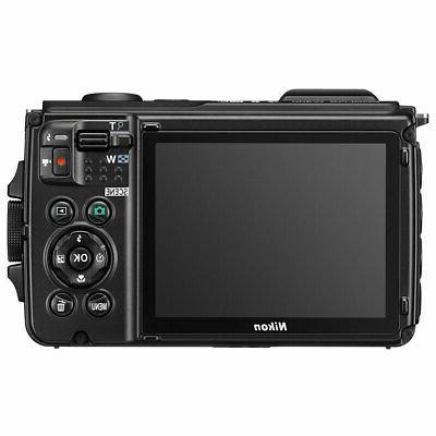 Nikon COOLPIX 4k Ultra Waterproof Digital