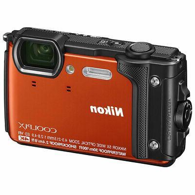 Nikon W300 4k HD Digital