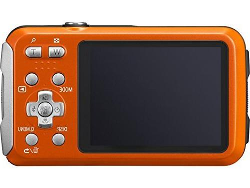 Panasonic Waterproof Camera with 2.7-Inch DMC-TS25D
