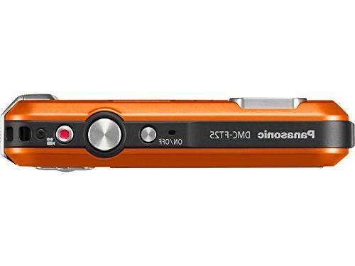Panasonic DMC-TS25 Camera with 2.7-Inch LCD DMC-TS25D