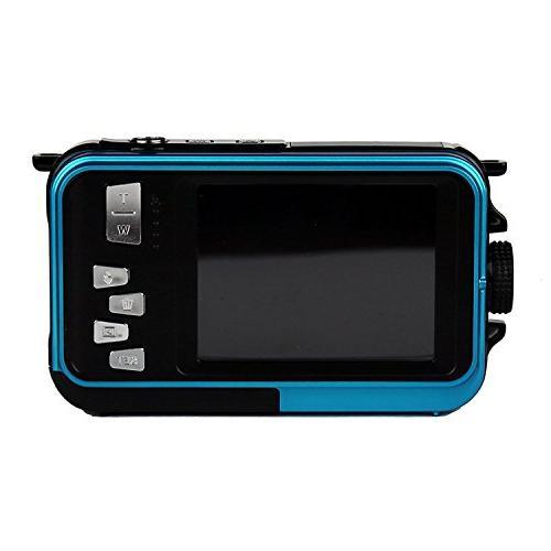 PowerLead Screens Digital LCD Camera Easy Self
