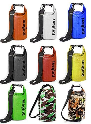 Unigear Sack, Waterproof Bags for Boating, Fishing, Rafting, and Snowboarding