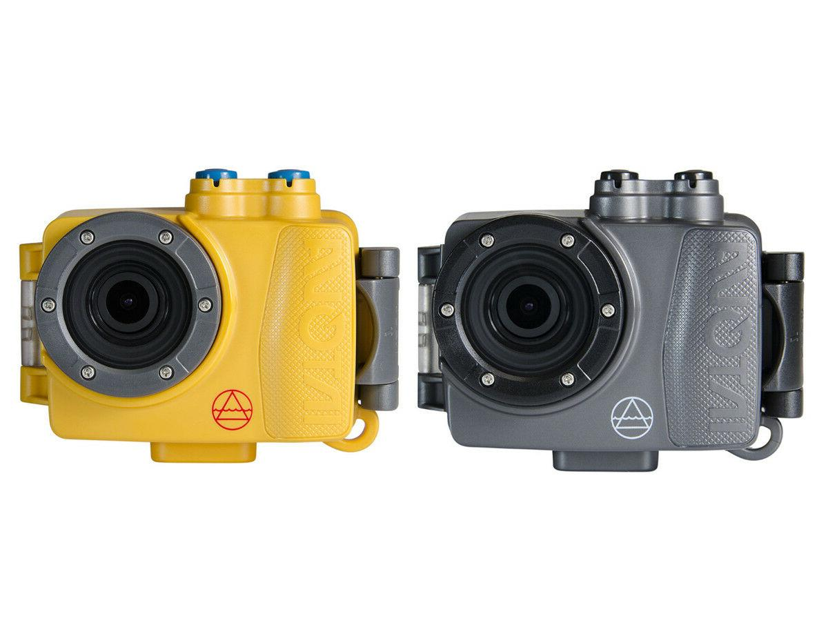 dub photo and video action camera waterproof