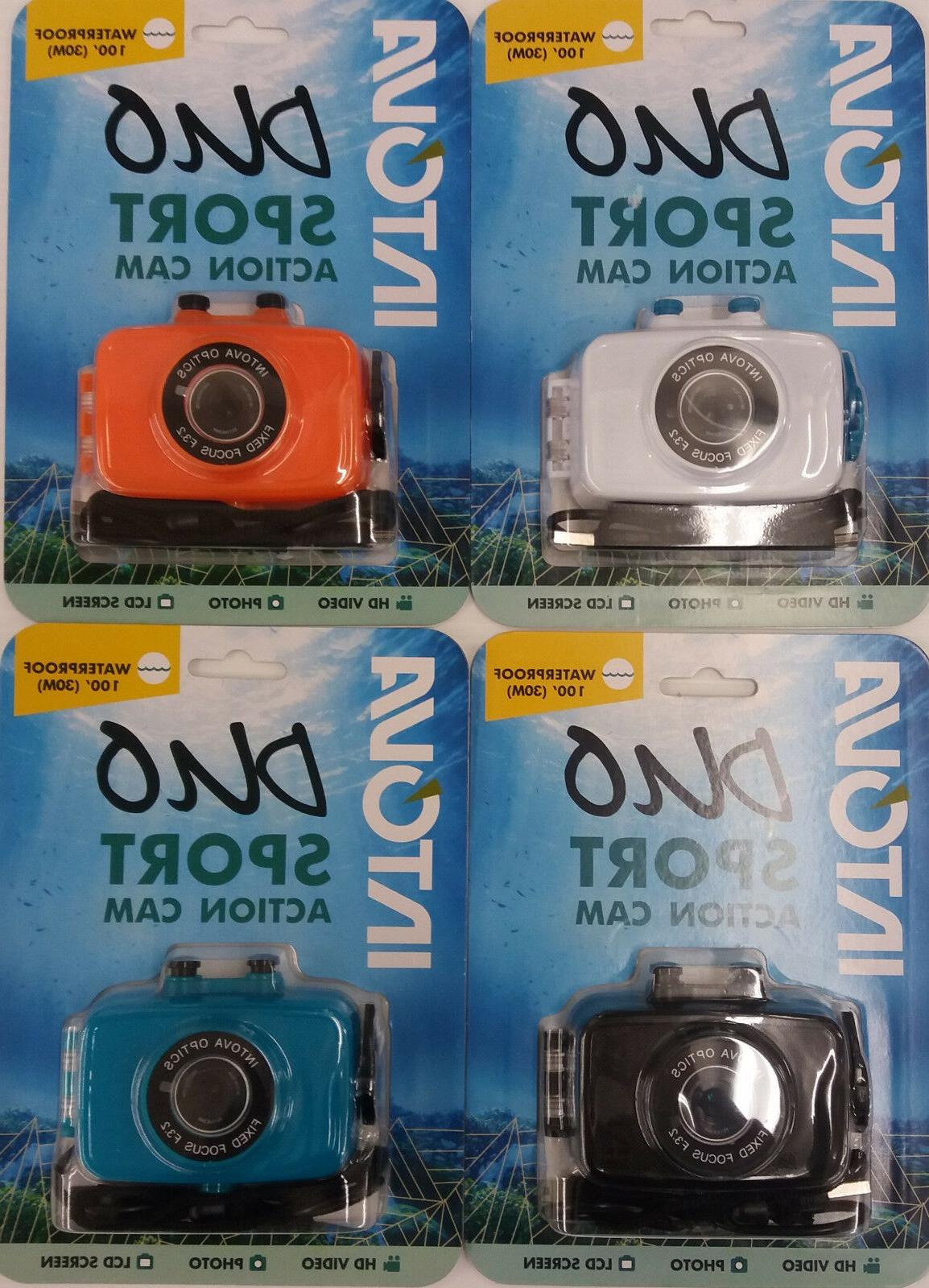 duo sport video action cam camera 720p