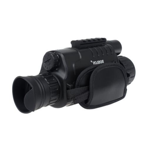 WG-37 Night Vision 5x40 Infrared
