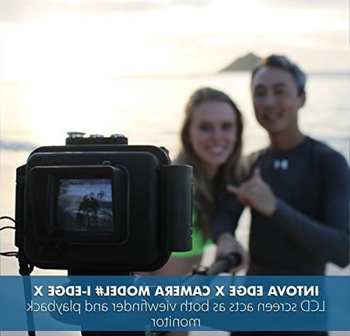 Intova Edge-X Camera w/ Wifi