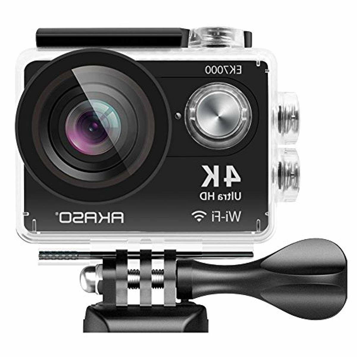 AKASO EK7000 WiFi Sports Camera Ultra HD DV