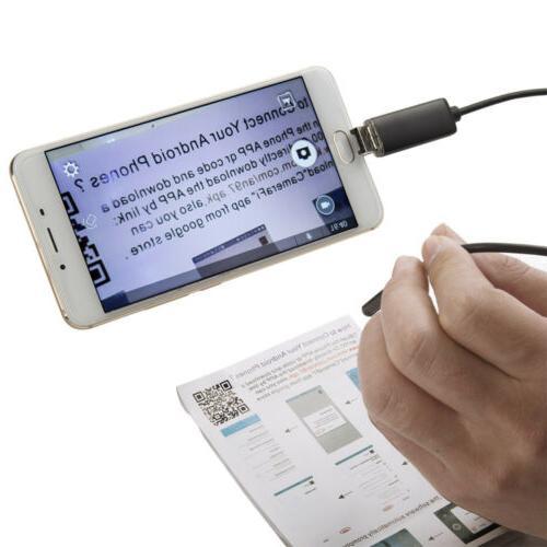 Endoscope Tube HD 1080P 6LED
