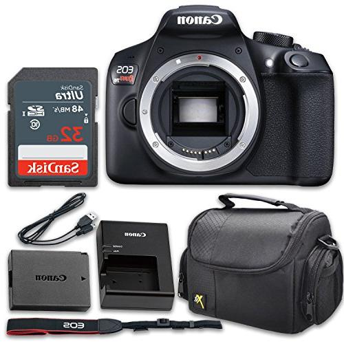 eos rebel t6 dslr kit