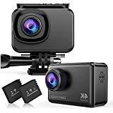 DBPOWER EX7000 4K Sports Action Camera 14MP Touchscreen Wate