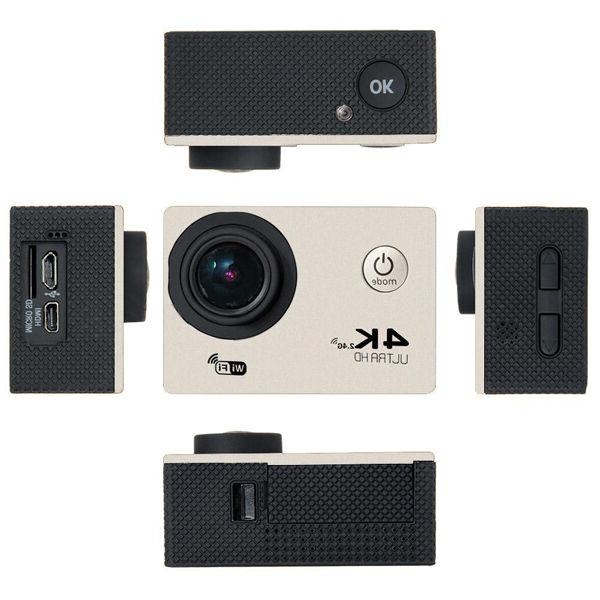 Tekcam F60R Action + Accessory Pack