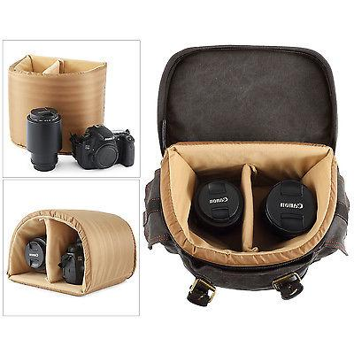 Fashion Backpack for Canon Nikon