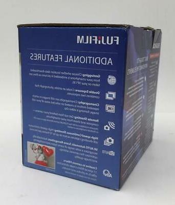 FujiFilm FinePix XP130 Waterproof, WiFi Digital Military Bundle