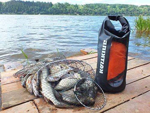 KastKing Dry Bag Roll Sack Dry for Hiking, Beach, Fishing, Boating