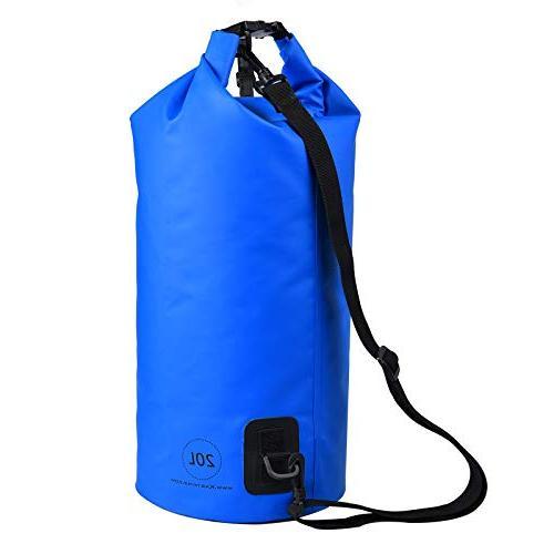 KastKing Bag 10L/20L/30L, Top Sack Keeps Dry for Kayaking, Hiking, Beach, Boating