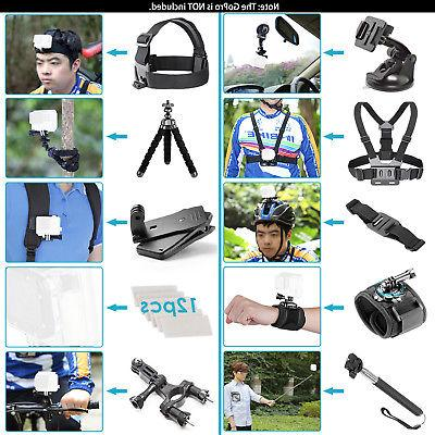 G1 Ultra Waterproof Action with 50-In-1 Mount Accessory Kit