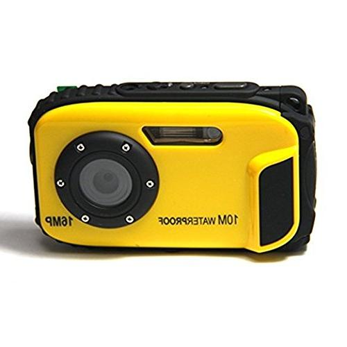 Inch Digital 10m Waterproof Camera+