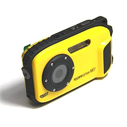 PowerLead Gapo PL-02 Inch Digital Camera Waterproof Camera+