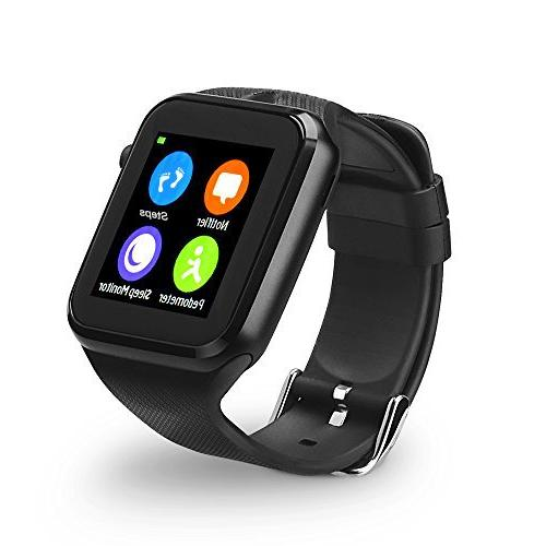 gd19s smartwatch support sim card activity calculation