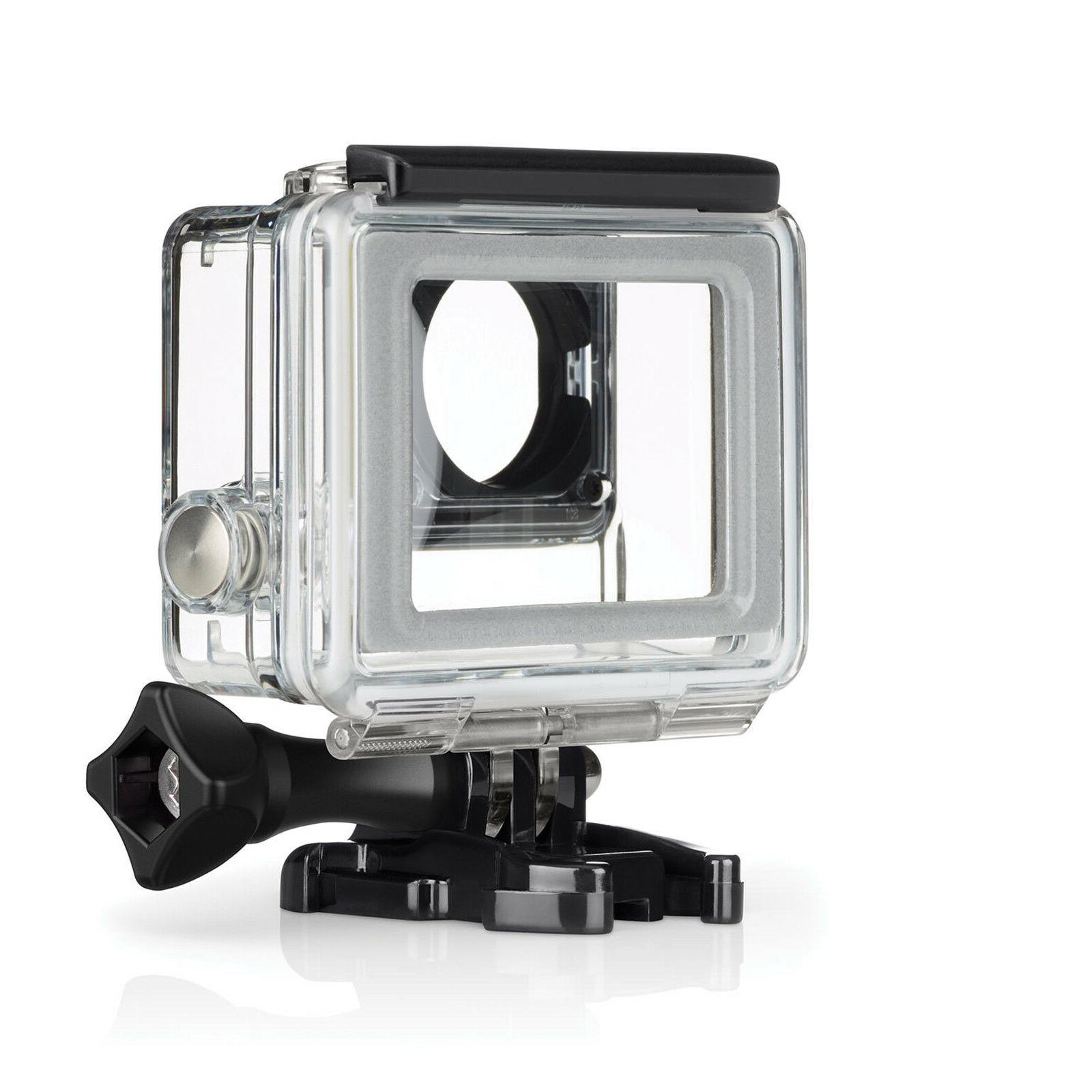 GoPro 3/3+/Hero Underwater Waterproof Dive Case Housing