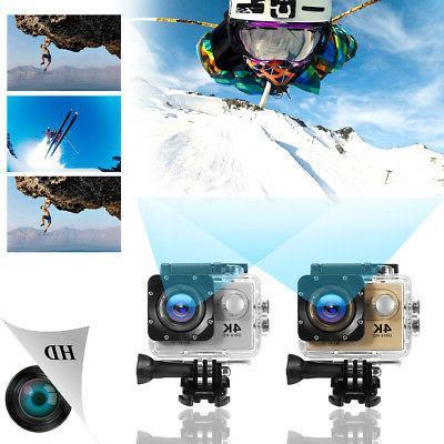 H9 2.0'' 4K HD WiFi 140° Sport Action