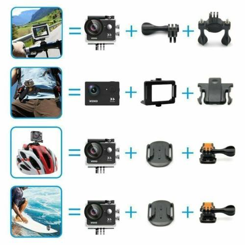 EKEN HD Sports Camera Waterproof + Bag