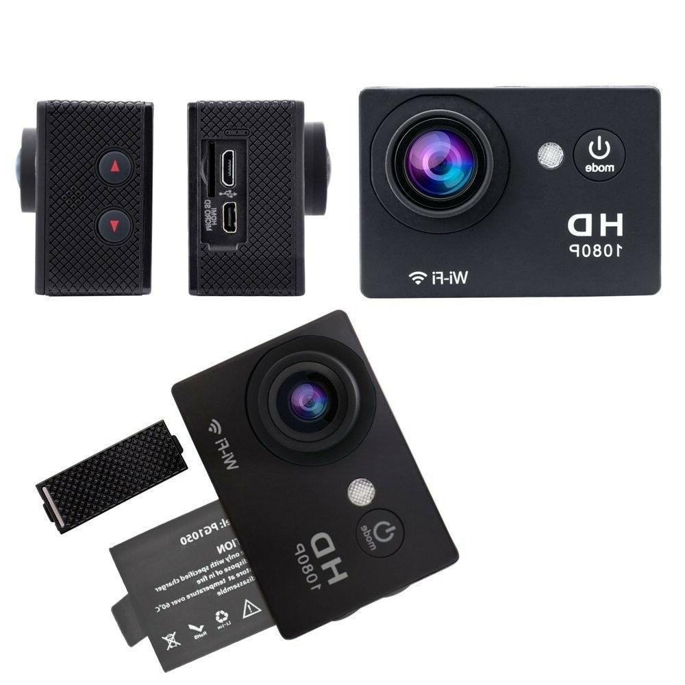 Yuntab HD 30fps 12 MP Sport Mini DV Camera