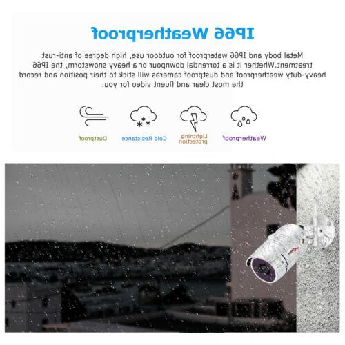 ANRAN Camera System CUT For NVR Wifi Kit