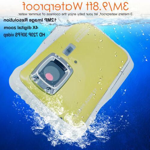 hd digital camera waterproof underwater camera 2