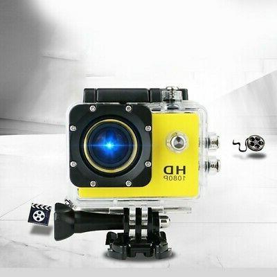 HD Waterproof Camera SJ9000 Wifi Ultra DVR US