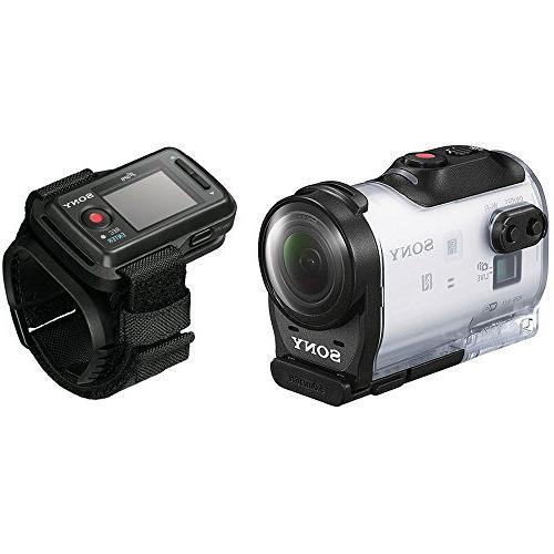 hdr az1vr waterproof action cam