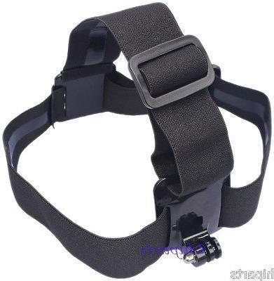 Head Strap Elastic For Hero 2 4 5 6 HD Camera