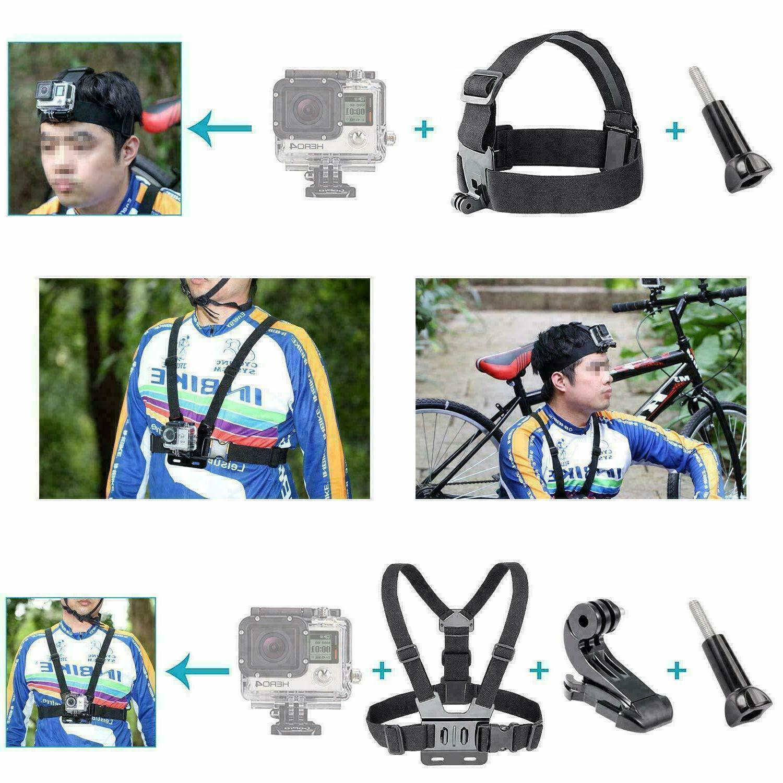 GoPro 8 4K **Deluxe Accessories Bundle**