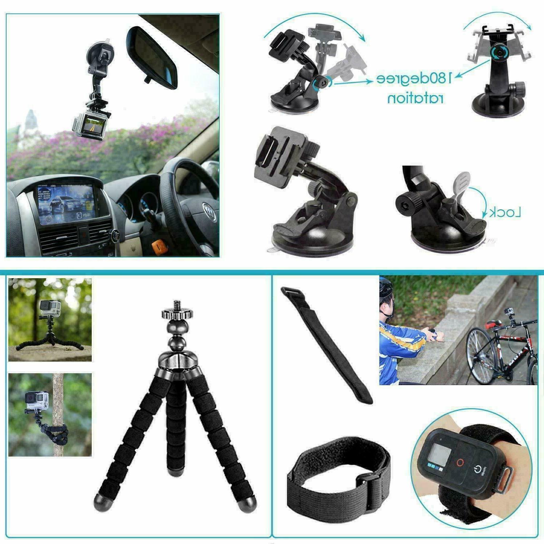 GoPro Black 4K Action Camera **Deluxe Bundle**