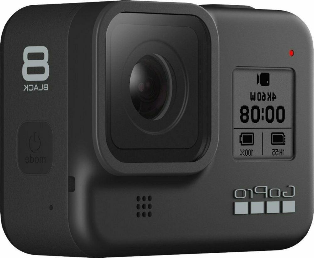 hero 8 black 4k action camera plus