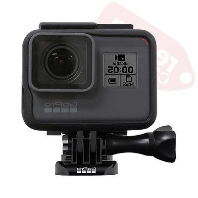 GoPro Black Waterproof 4K Camcorder + 32GB