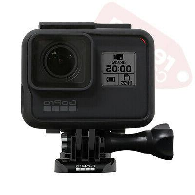 GoPro Black MP Waterproof 4K Camcorder Ultimate Bundle