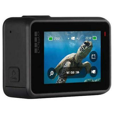 GoPro HERO7 Black - Waterproof, Live Streaming NEW