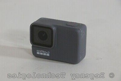hero7 silver 4k waterproof action camera chdhc