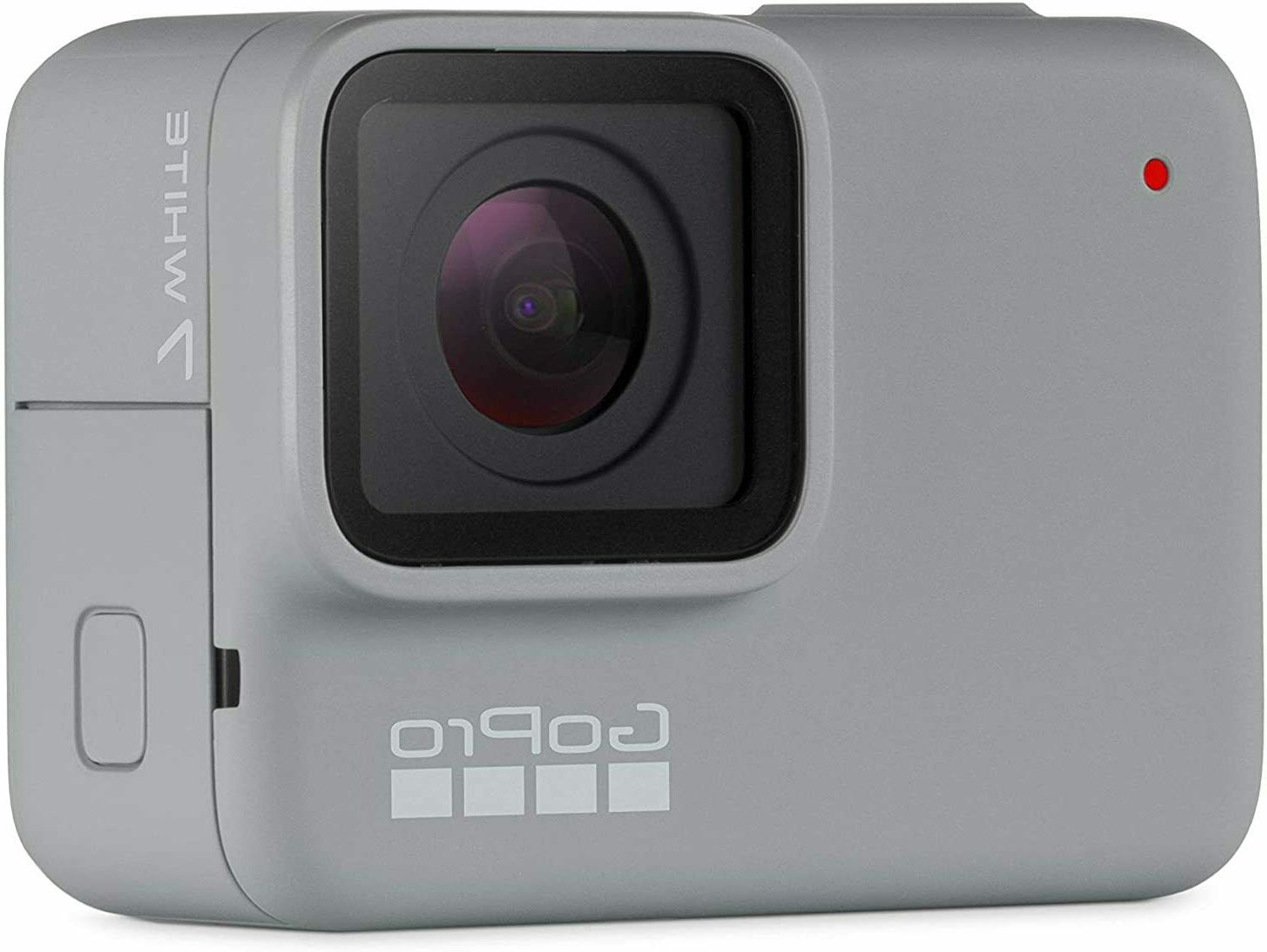 GOPRO WHITE ACTION CAMERA 10MP TOUCH FACTORY