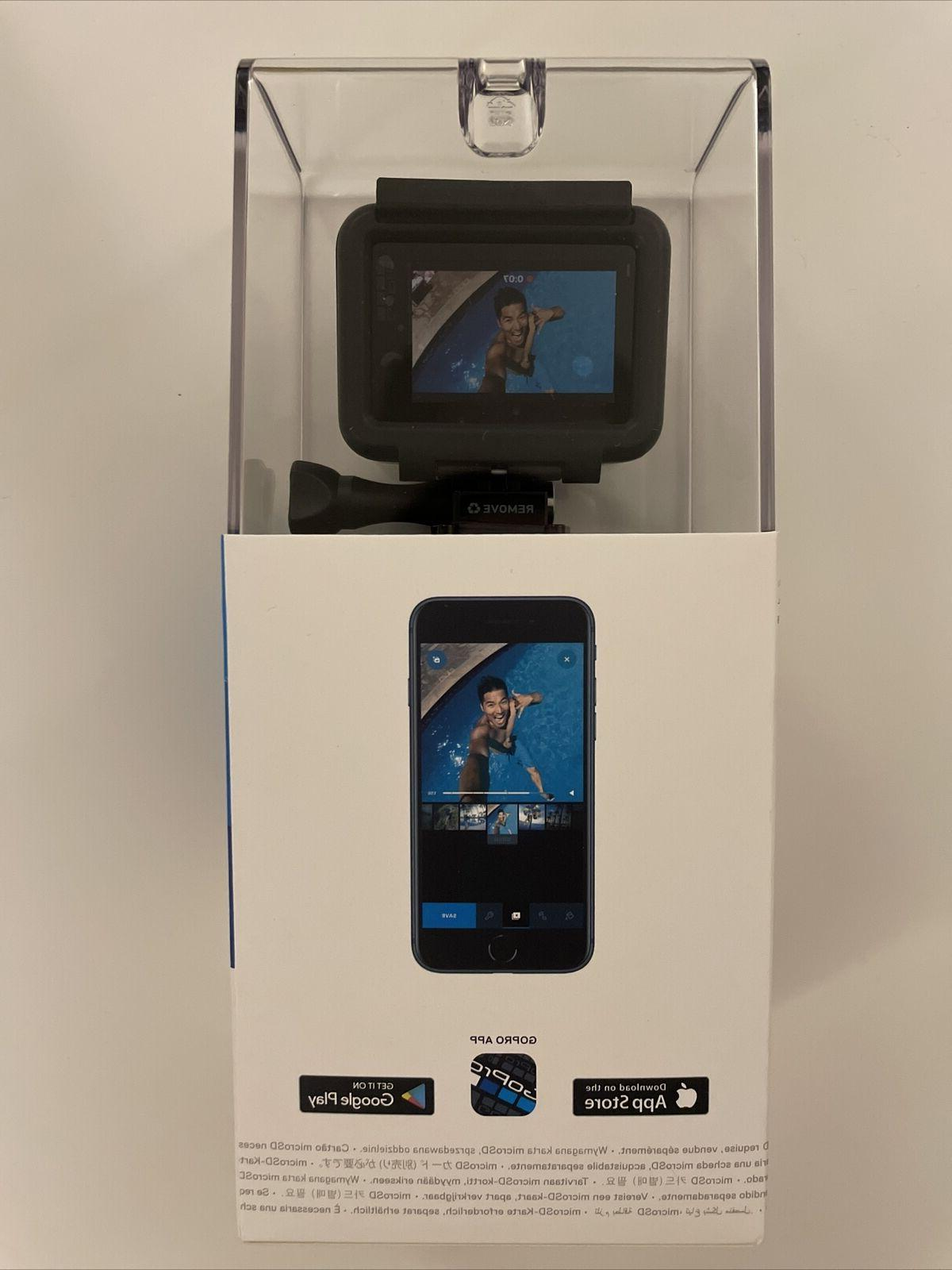GOPRO ACTION TOUCH NEW