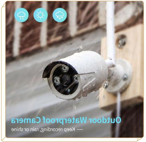 HeimVision 1080P Wireless Security Camera 1TB Drive