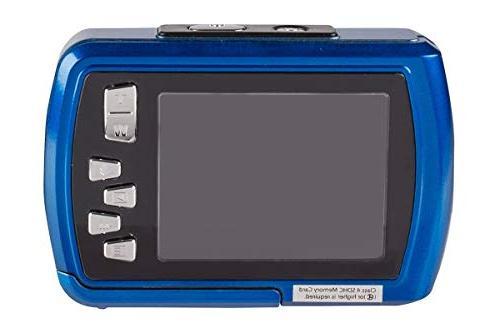 Vivitar VS048 Digital Blue