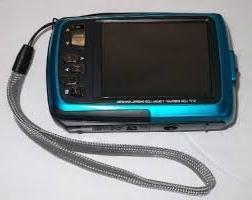 Polaroid Is045-blue-km 16mp Dual Screen Waterproof Digital C