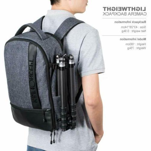 Large Backpack Bag Laptop for Nikon Concept
