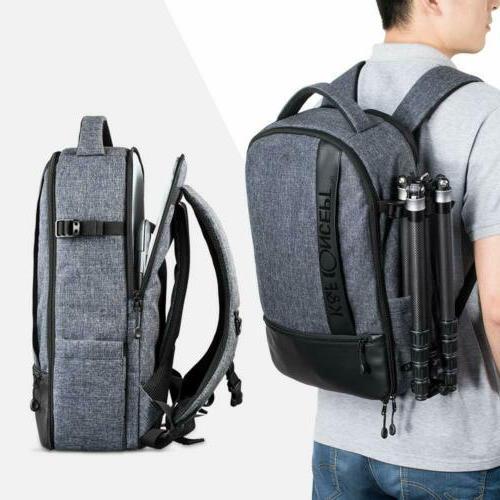 Large Laptop Nikon Sony SLR Concept