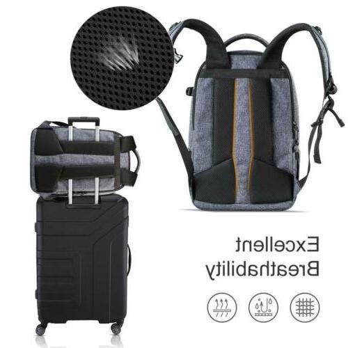 Large Camera Laptop Nikon SLR Concept