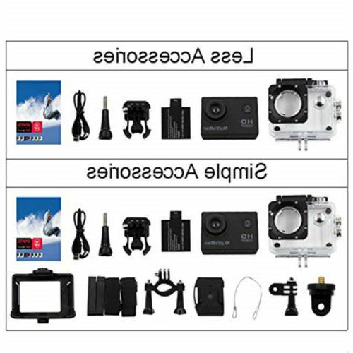 Kids Action Camera Camcorder